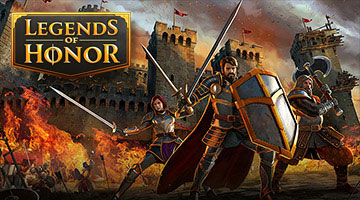 Browsergame Legends of Honor