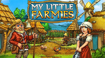 Browsergame My Little Farmies